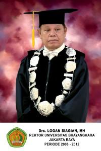 rektor universitas bhayangkara 3